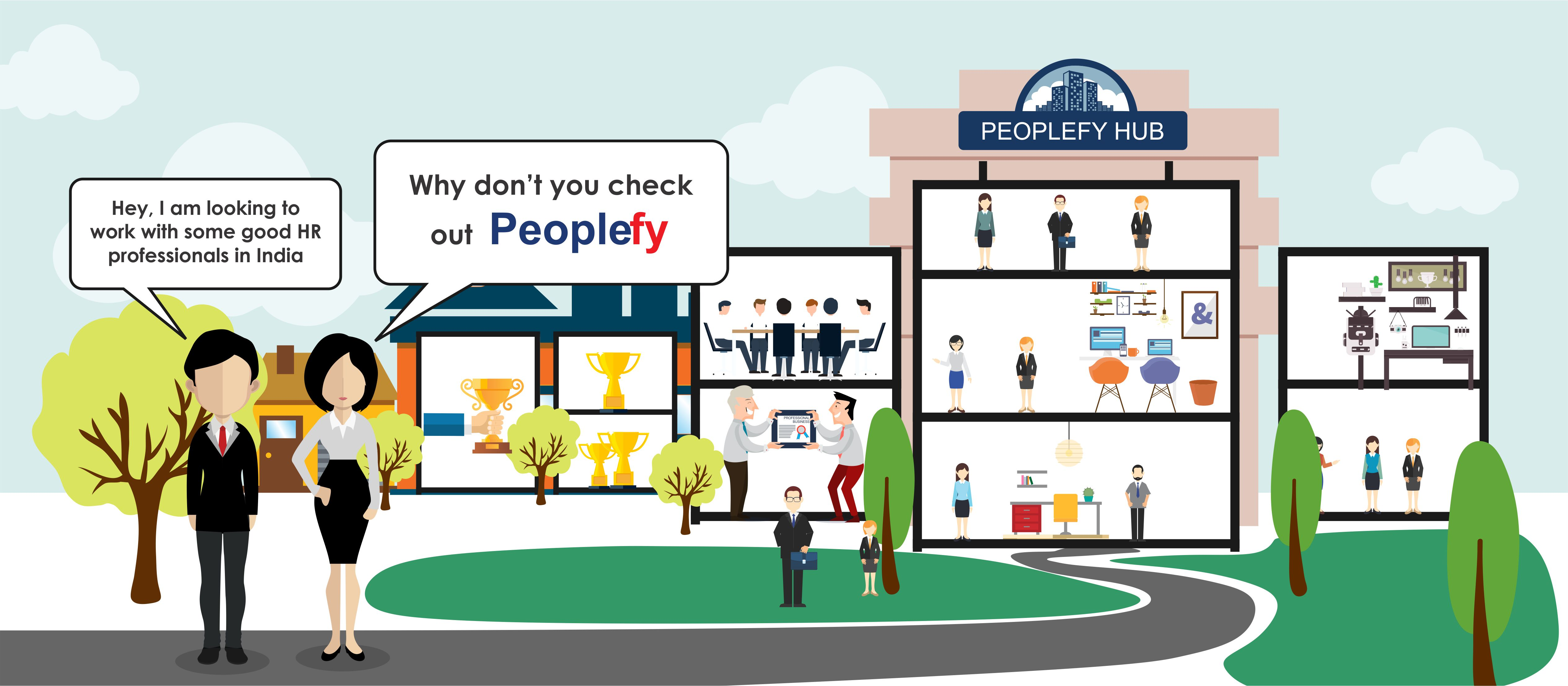 Peoplefy is the top recruitment agency in pune
